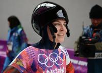 Сборная России впервые завоевала медаль в скелетоне