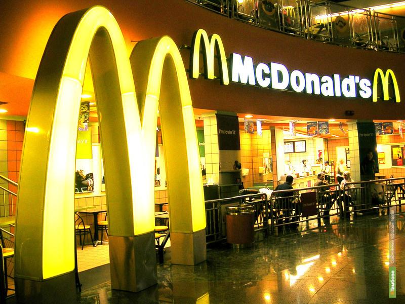 """В Тамбове всё-таки построят """"МакДональдс"""""""