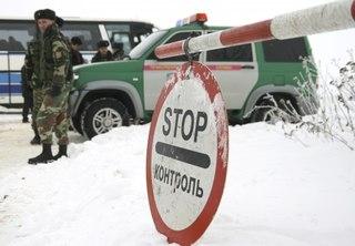 Украинские пограничники вводят лимит на пребывание россиян в стране