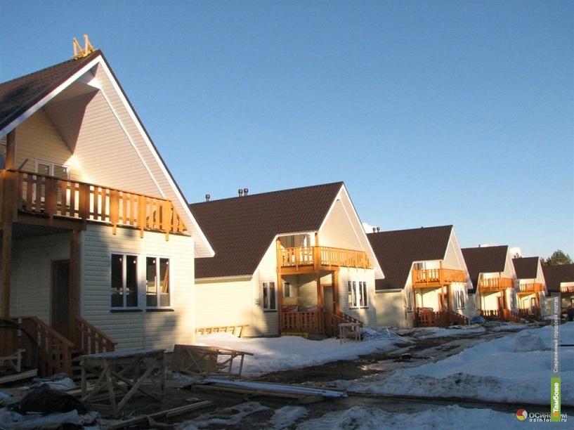 В 2012 году на Тамбовщине построили домов на 24,2 миллиарда рублей