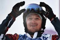 Российский сноубордист завоевал серебряную медаль в сноуборд-кроссе