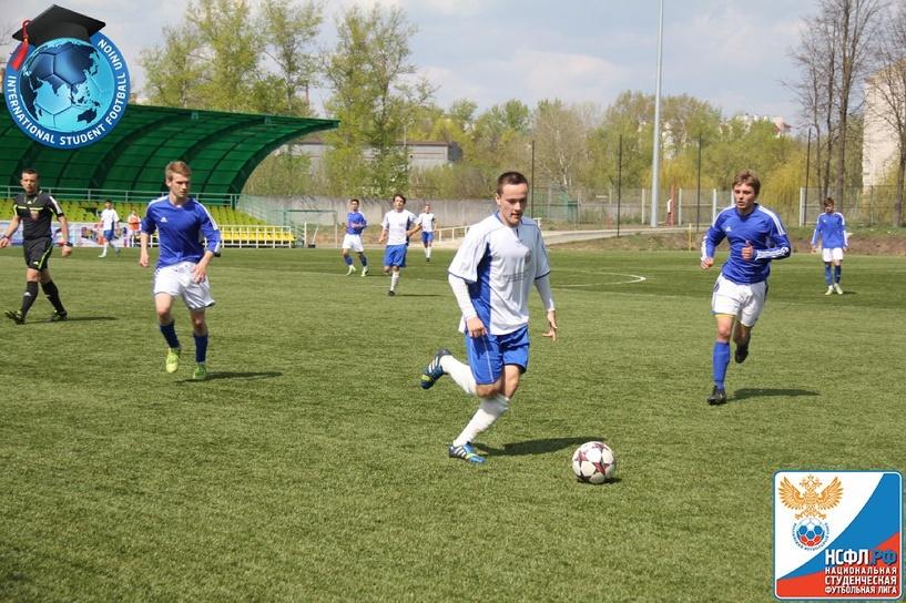 В Тамбове пройдёт первый чемпионат национальной студенческой футбольной лиги