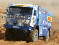Недолёт: впервые КАМАЗ на «Дакаре» только с бронзой
