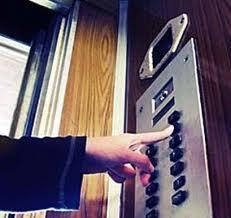 Липчане воровали из лифтов тамбовчан рекламные щиты