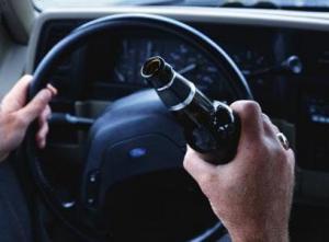 Пьяный водитель устроил в центре Тамбова экшн с погоней