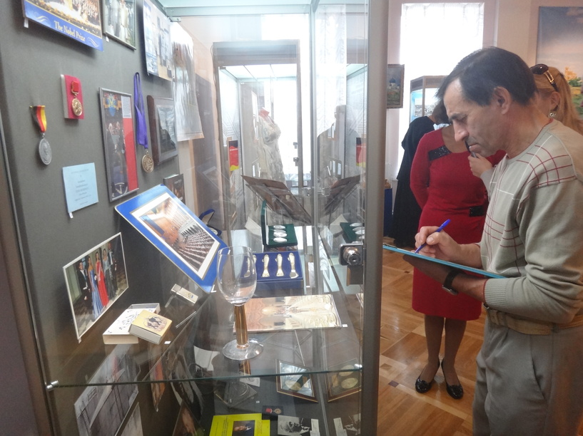 Тамбовчане узнают больше о военном хирурге Тихоне Гроздове