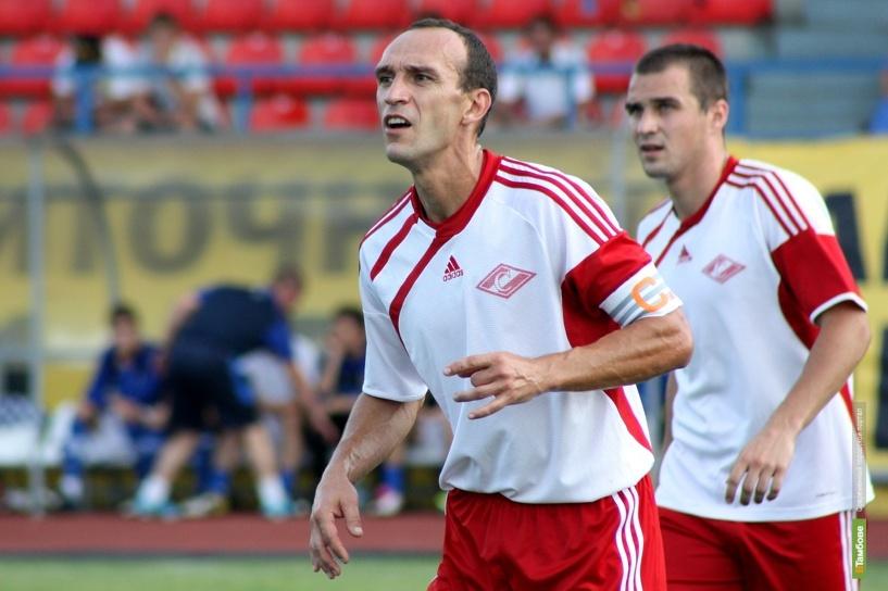 Молодые игроки не стремятся попасть в тамбовский «Спартак»