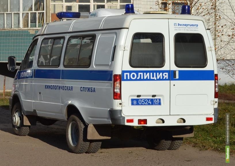 Рассказовские полицейские задержали молодого угонщика