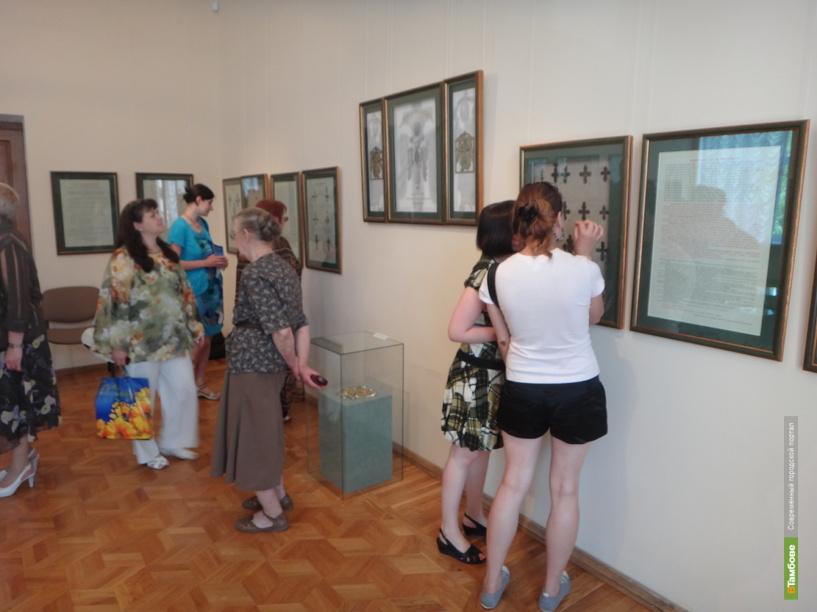 Тамбовчане смогут даром сходить в музей