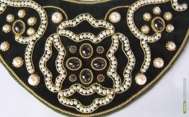 Тамбовчане смогут полюбоваться бисерным шитьём