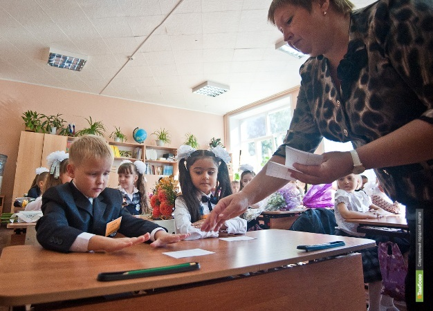 О приходе ребенка в школу тамбовских родителей станут оповещать по смс