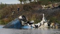 Найдены два «черных ящика» разбившегося в Ярославле Як-42