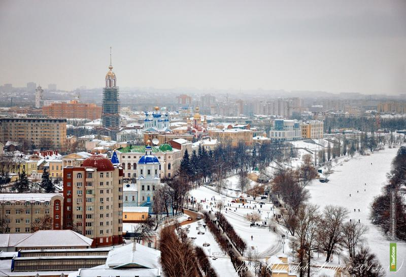 В Тамбове может появиться свой Кремль
