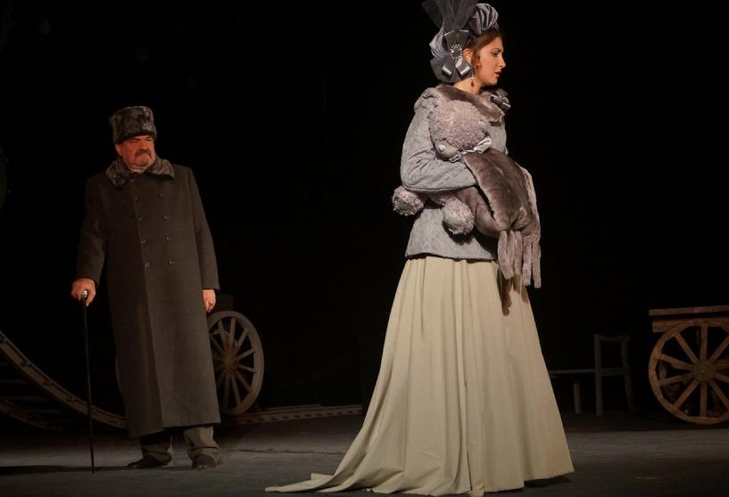 В Тамбове завершился фестиваль «Виват, театр!»