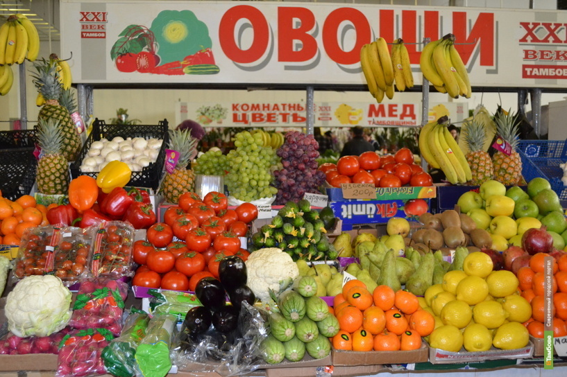 В уходящем году в Тамбове больше всего подорожала водка и капуста