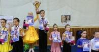 В Тамбове прошел турнир по бальным танцам