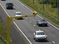 Камеры на дорогах начнут штрафовать за среднюю скорость