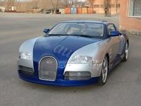 Казахи сделали свой Bugatti Veyron и... продают