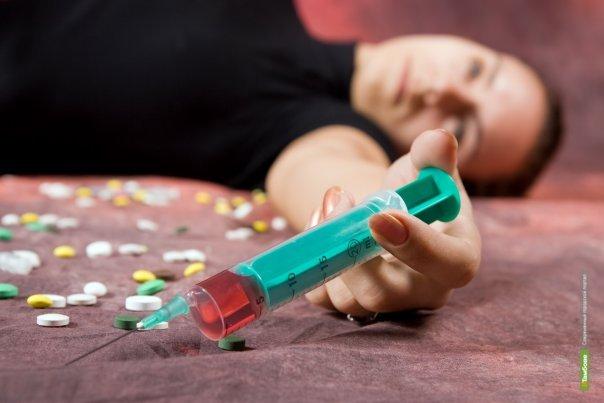 В прошлом году наркоманами были признаны 29 тамбовчан