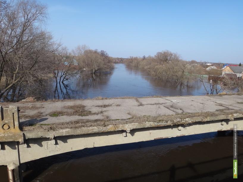Тамбовские экологи обследуют гидротехнические сооружения
