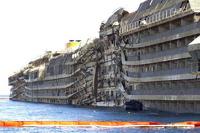 На поднятой Costa Concordia нашли ценности на 10 миллионов евро