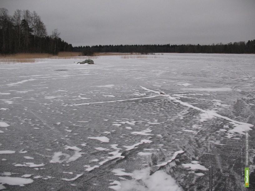 На Тамбовщине утонул еще один рыбак