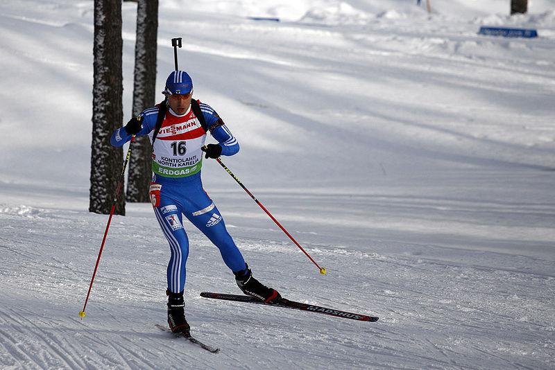 Болельщики признали Антона Шипулина лучшим биатлонистом России