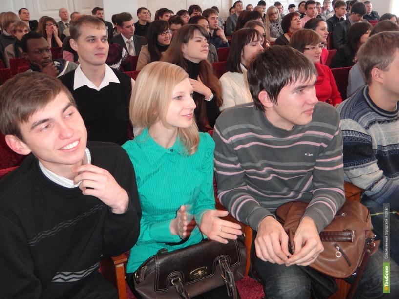 Студенты ЦФО съедутся в Тамбов обсудить насущные проблемы