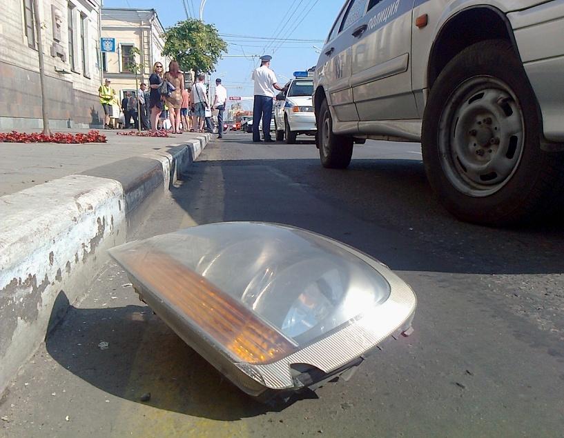 За неделю на дорогах области пострадали 17 детей