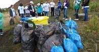 Студенты навели порядок в парках Тамбова