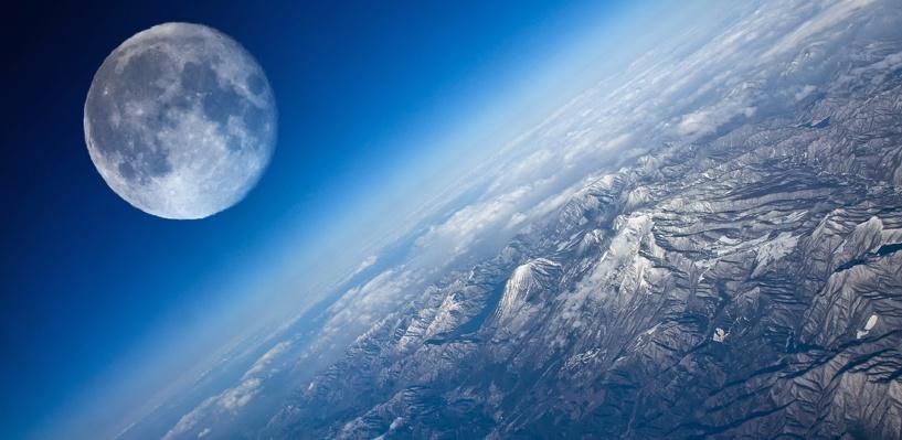 Ученые нашли на Луне запасы питьевой воды