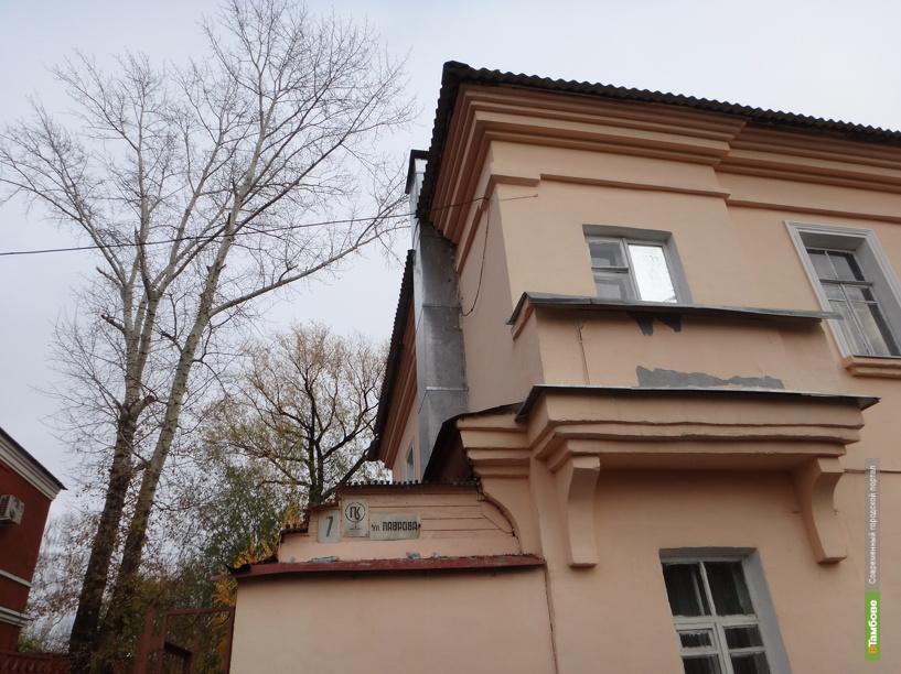 Тамбовчане не могут добиться ремонта поврежденной первомайским ураганом крыши