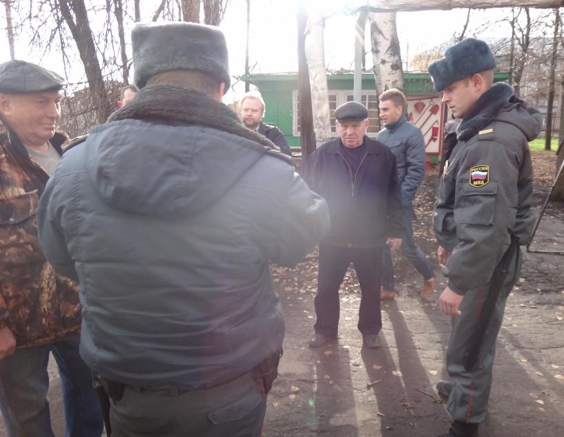 В Сосновском районе задержали подозреваемого в совершении убийства