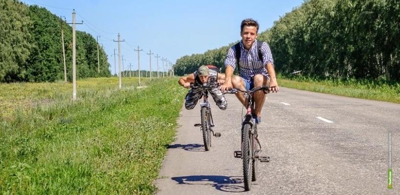 ВелосипедуДА: едем на Кёршинское водохранилище