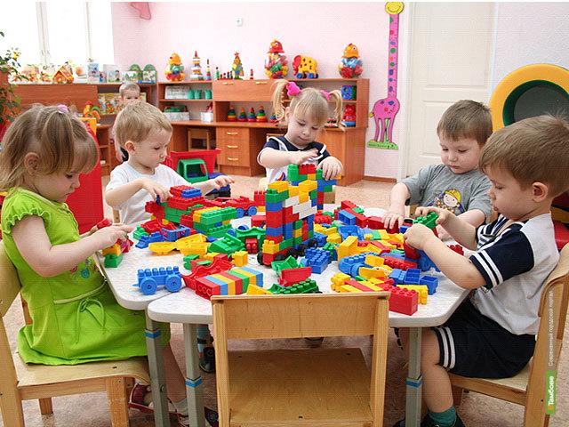 В Тамбовской области обещают создать 3130 мест для дошколят