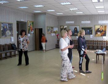 Тамбовские любители живописи увидят «Молодую волну»