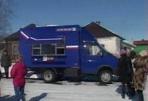 Тамбовская почта обзавелась колёсами