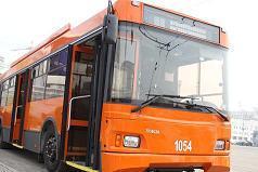 """В Тамбов вслед за """"умными"""" остановками придут """"умные"""" троллейбусы"""