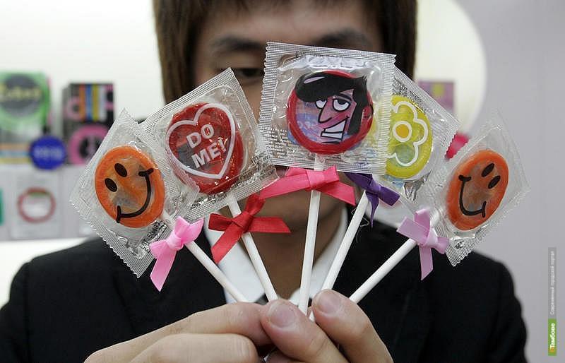 Тамбовчанам бесплатно раздадут презервативы