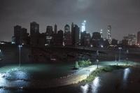 В затопленном Нью-Йорке сгорели 50 зданий