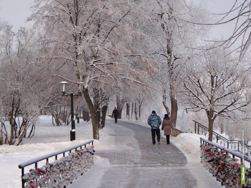 В Тамбове синоптики прогнозируют в день Конца света уже привычные холода
