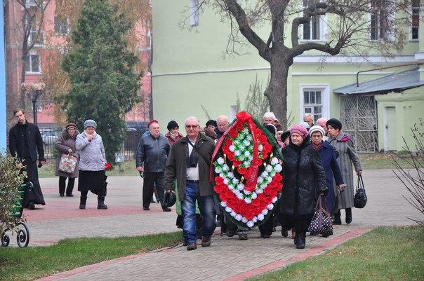 Тамбовчане вспомнили жертв политических репрессий