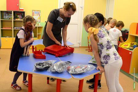 Очередь в детские сады на Тамбовщине хотят ликвидировать к концу 2015 года