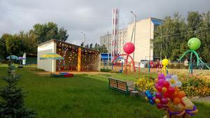 В Рассказовском районе открылся обновленный детский сад