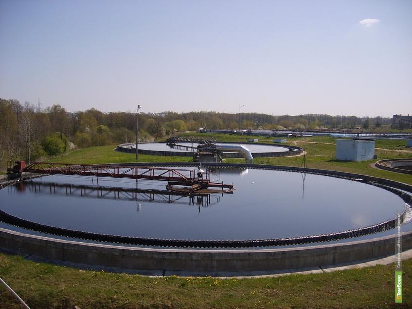 На Тамбовщине построят новые сооружения биологической очистки воды