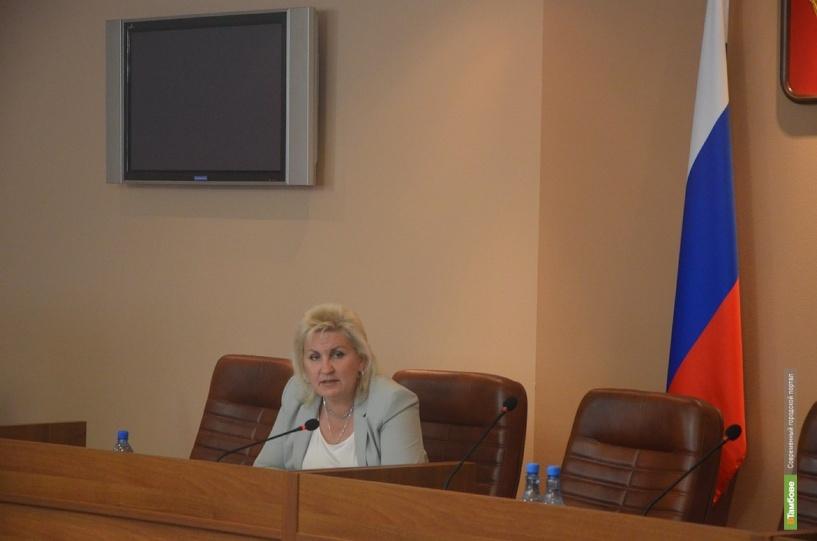 Тамбовские депутаты придут на первый урок к школьникам