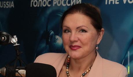 Народная артистка Лариса Курдюмова написала тамбовчанам письмо