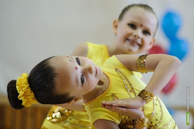 В Тамбове впервые прошли соревнования по черлидингу и спортивным танцам