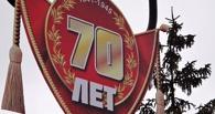 Тамбов начали украшать ко Дню Победы