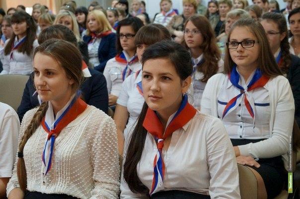 В Тамбове прошёл II городской Форум юных граждан